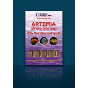 Ocean Nutrition Artemia + spirulina + czosnek 100g