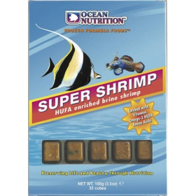 Ocean Nutrition HUFA Super Shrimp Artemia 100g