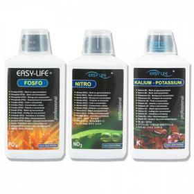 Easy Life Zestaw Makroelementów 3x250