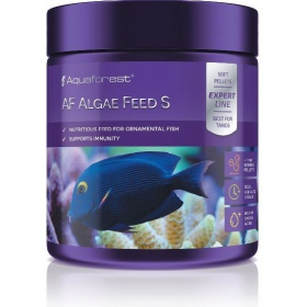 Aquaforest Anthias Pro Feed S 120g - pokarm dla mięsożernych ryb ozdobnych