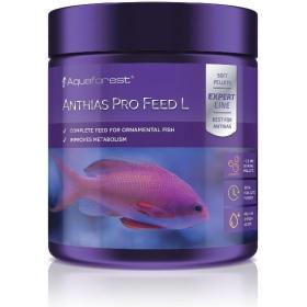 Aquaforest Anthias Pro Feed L 120g - pokarm dla mięsożernych ryb ozdobnych