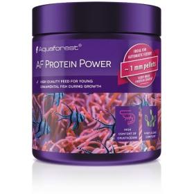 Aquaforest Protein Power - pokarm dla młodych ryb ozdobnych