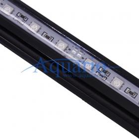 Kurtyna napowietrzająca z oświetleniem LED 2w1 - 55cm