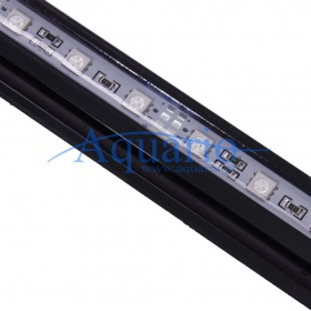Kurtyna napowietrzająca z oświetleniem LED 2w1 - 90cm