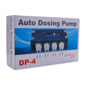 Jebao DP-4 dozownik płynów (4 pompy)