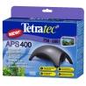"""<b>Tetra APS 400</b><br /><br /><p><span style=""""font-family: verdana, geneva;"""">Tetra APS to seria profesjonalnych napowierzaczy wody skonstruowanych pod kątem zastosowania w akwarystyce. Zapewnienie odpowiedniego poziomu tlenu w zbiorniku jest kluczem dla powodzenia hodowli wielu gatunków ryb. Dzięki wielokomorowemu systemowi wyciszenia drgań urządzenie to pracuje bardzo cicho i nie generuje nadmiernych wibracji. Jego wysoką jakość potwierdza certifikatTÜV/GS.</span></p>"""