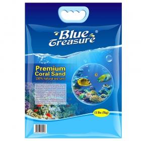 Blue Treasure Premium Coral Sand - 5kg piasek koralowy
