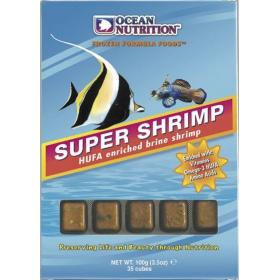 Ocean Nutrition HUFA Super Shrimp Artemia 100g
