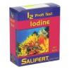 <b>Salifert test I2 (Iodine)</b><br /><br />&lt;p&gt;&lt;span style=&quot;font-family: verdana, geneva;&quot;&gt;Test pozwalający na precyzyjne określenie poziomu przyswajanego przez bezkręgowce jodu. Wystarcza na 40 testów.&lt;/span&gt;&lt;/p&gt;