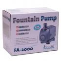 Jebao FA-2000 pompa obiegowa / fontannowa