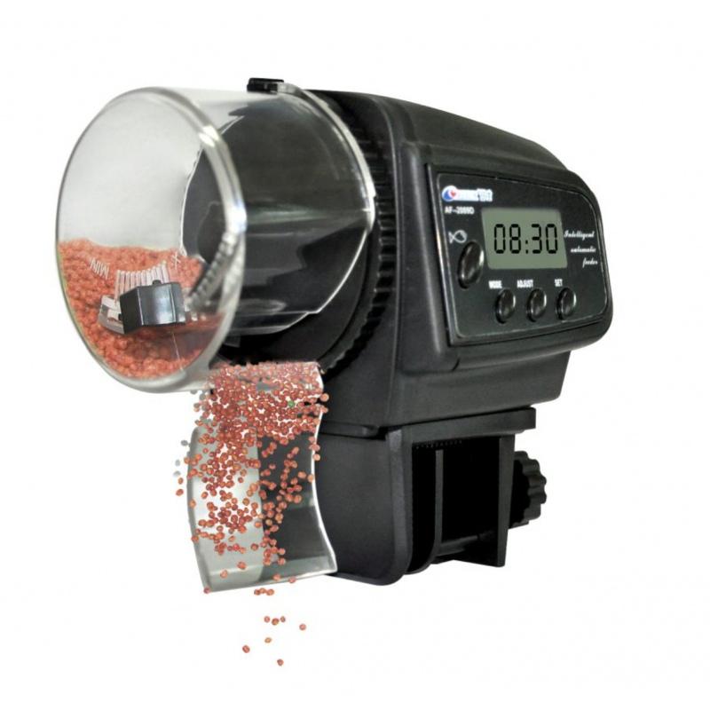 Resun karmnik automatyczny LCD