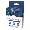 <b>Colombo Test Mg</b><br /><br />&lt;p&gt;&lt;span style=&quot;font-family: verdana, geneva;&quot;&gt;Wysokiej jakości, łatwy do wykonania test kolorymetryczny mierzący poziom magnezu w wodzie morskiej.&lt;/span&gt;&lt;/p&gt;