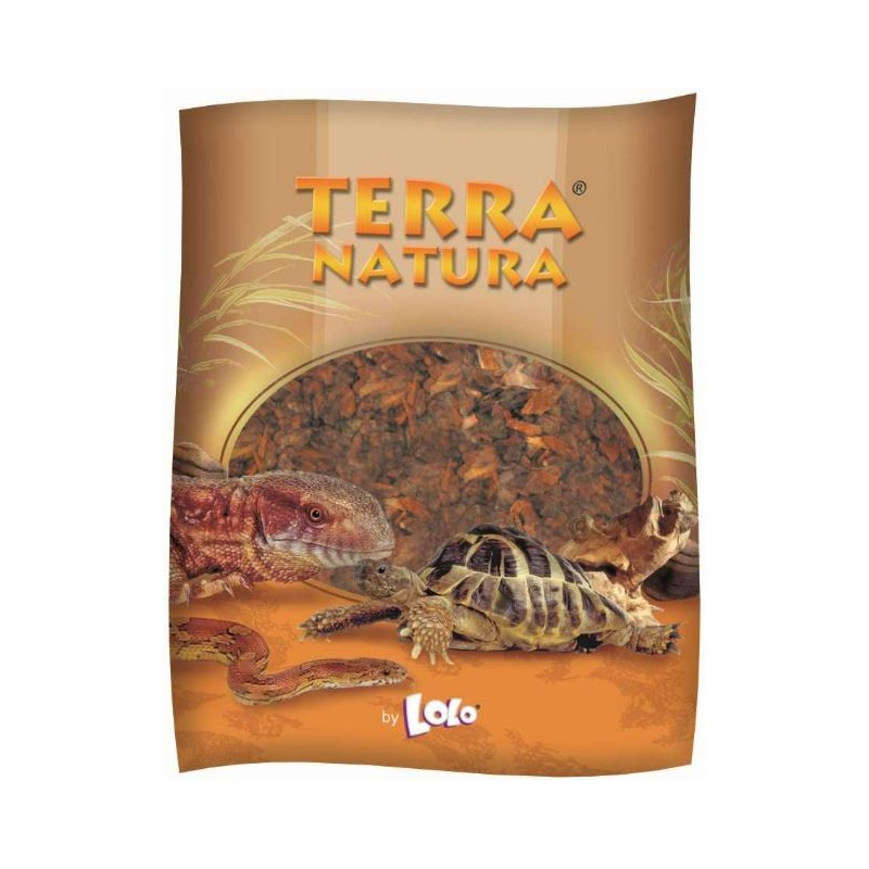 "Lolo Pets Terra Natura podłoże kora ""M"""