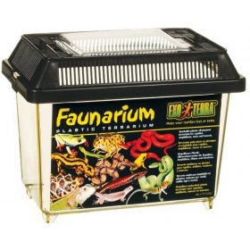 EXO TERRA Faunarium-Terrarium Mini (18x11,6x14,5cm)