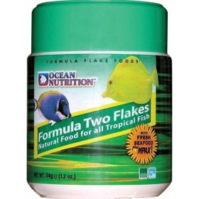 Ocean Nutrition Formula Two Flakes 34g (pokarm w płatkach)