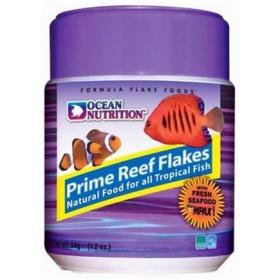 Ocean Nutrition Prime Reef Flakes 34g (pokarm w płatkach)