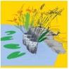 <b>Woreczek / kieszeń do roślin wodnych jednorzędowa 95cm</b><br /><br /><p><span><span>Kieszenie dosadzenia roślin wodnych służą doobsadzania stromych brzegów stawu, co zabezpieczy folię przedmechanicznymi uszkodzeniami orazpromieniami słonecznymi. Kieszenie wykonane są zwłókniny polipropylenowej co daje im dużą wytrzymałość. Kieszeń występuje wwymiarze 95 x 45cm z3 komorami narośliny. Wkomplecie znajdują się2 szpilki dozamocowania nabrzegu</span>.<br /></span></p>