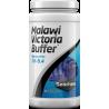 <b>Seachem Malawi/Victoria buffer 300g</b><br /><br /><p>Malawi / Victoria Buffer jest mieszaniną węglanów specjalnie opracowaną w celu podwyższenia twardości wody, pojemności buforowej i odczynu w zbiornikach z afrykańskimi pielęgnicami. Utrzymuje pH w granicach 7,8 – 8,4.</p>