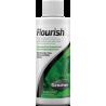 <b>Seachem Flourish 100ml</b><br /><br />&lt;p&gt;Fluorish jest wszechstronnym nawozem dla roślin w akwariach słodkowodnych. Stanowi bogatą mieszaninę pierwiastków śladowych oraz niezbędnych mikroelementów takich jak wapń, magnez, żelazo, mających korzystnych wpływ na wzrost i kondycję roślin.&lt;/p&gt;