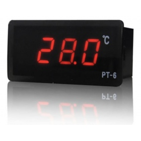 Ringder PT-6 Termometr cyfrowy czerwony 220V
