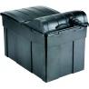 <b>Jecod UBF 12000E - Filtr do oczka o pojemności 20000l</b><br /><br /><p>Bardzo pojemny filtr do oczka wodnego, zapewniający optymalną filtracje mechaniczną oraz biologiczną. Dodatkowo filtr posiada lampę UV o mocy 18W zamontowaną w celu zapobiegania powstawaniu glonów. Filtr doskonale sprawdzi się do obsługi oczka o pojemności do 20000l.</p>