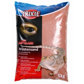 Trixie piasek pustynny czerwony 5kg