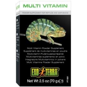 Exo Terra Multi Vitamin 70g - witaminy dla gadów i płazów