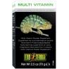 <b>Exo Terra Multi Vitamin 70g - witaminy dla gadów i płazów</b><br /><br /><p>Exo Terra Multi Vitamin Powder został opracowany, aby w połączeniu z codzienną dietą zaspokoić potrzeby witaminowe gadów i płazów.</p>