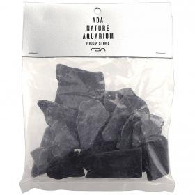 ADA Riccia Stones - kamień płaski do roślin i żwiru