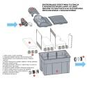 Jecod UBF 6000E - Filtr do oczka