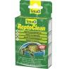 <b>Tetra Repto Clean 12 kapsułek</b><br /><br /><p>Preparat zapewnia czyste i zdrowe środowisko wszystkim organizmom w akwaterrarium.</p>
