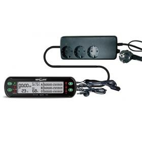 Repti-Zoo THC Deluxe Termostat higrostat z programatorem