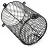 <b>Repti-Zoo okrągły kosz ochronny na żarówkę grzewczą</b><br /><br /><p>Kosz ochronny do każdego rodzaju żarówki, zabezpieczający zwierzę przed poparzeniem. Specjalna metalowa siatka wspomaga rozpraszanie temperatury oraz nie blokuje ogrzewania punktowego. Stop metali oraz powłoka użyta do produkcji kosza jest całkowicie wodoodporna a zatem nierdzewna.</p>