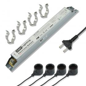 2x18W Zestaw oświetlenia DMR T8 (59cm)