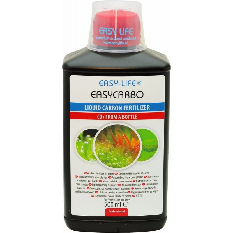 EASY LIFE Easy Carbo (CO2 w płynie)  250ml