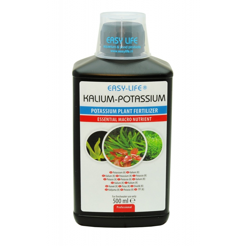 EASY LIFE Kalium Potassium 250ml