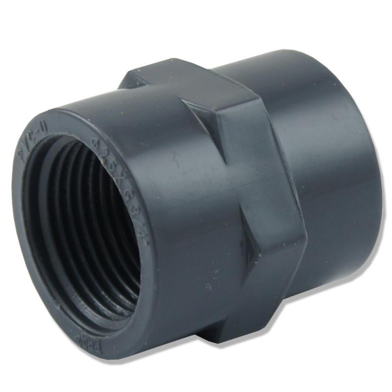 LOC-LINE - złączka 1/2'' x 20mm GW