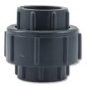 Dwuzłączka PCV Φ 25mm z uszczelką