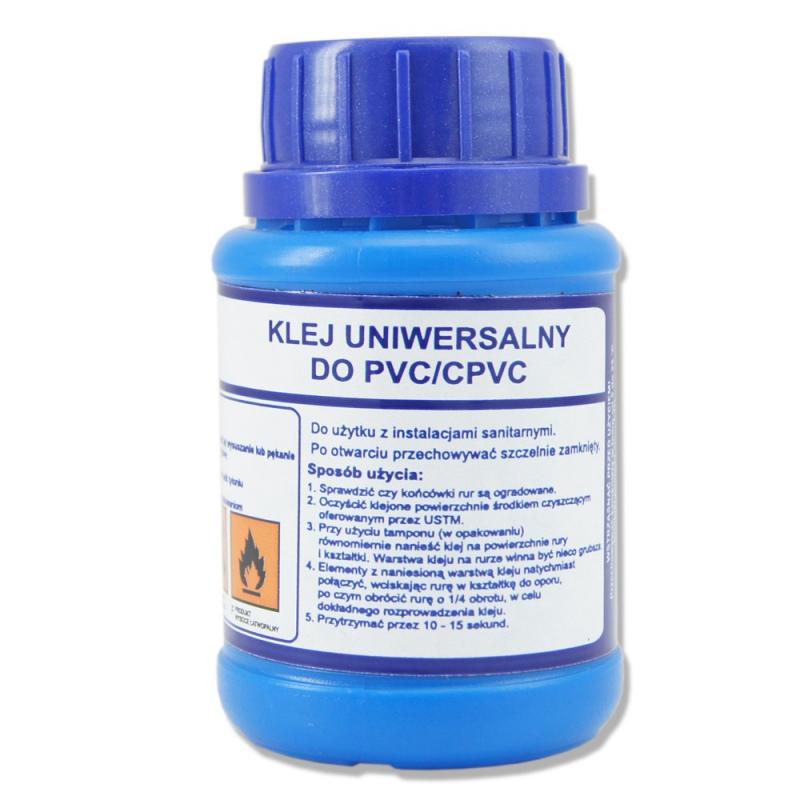 Klej uniwersalny do PVC/CPVC 120ml