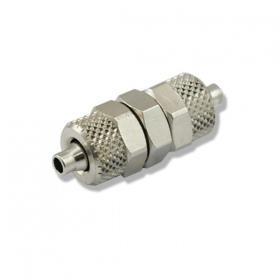 Przelotka metalowa zaciskowa 6mm