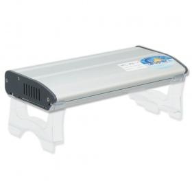Aluminiowa belka oświetleniowa 4Aqua HDD 2x6W (30cm)