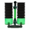<b>Qanvee Bio-Sponge filter S</b><br /><br /><p>Filtr przeznaczony do kompletnej filtracji małych zbiorników. Zasilany napowietrzaczem, posiada pre-filt gąbkowy oraz pojemniki na wkład biologiczny.<br />Można go zastosować również jako prefiltr wewnętrzny zakładany na rurę wlotową.</p>
