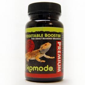Komodo Premium Vegetable Booster for Adlut Bearded Dragons 75g