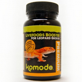 Komodo Premium Lifefood Booster for Leopard Geckos 75g