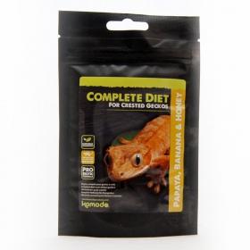Komodo Crested Gecko Complete Diet - Papaya & Banan & Honey 60g