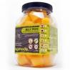 <b>Komodo Jelly Pot Mango Jar - pokarm mango w żelu 60szt.</b><br /><br /><p>Komodo Jelly Pots to wygodny sposób na zapewnienie stałego dostępu do świeżej żywności dla gadów i owadów.<br />Produkt w formie żelu zachowuje swoje właściwości przez długi czas, dostarczając zwierzętom niezbędnych witamin oraz pożywienia. Jelly Pot's posiadają różne smaki nektarów i owoców, aby urozmaicić dietę oraz dopasować wybrany smak oraz suplement diety dla konkretnego gatunku hodowanego pupila.<br /><br /><br /></p>