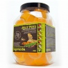 <b>Komodo Jelly Pot Melon Jar - pokarm melon w żelu 60szt.</b><br /><br /><p>Komodo Jelly Pots to wygodny sposób na zapewnienie stałego dostępu do świeżej żywności dla gadów i owadów.<br />Produkt w formie żelu zachowuje swoje właściwości przez długi czas, dostarczając zwierzętom niezbędnych witamin oraz pożywienia. Jelly Pot's posiadają różne smaki nektarów i owoców, aby urozmaicić dietę oraz dopasować wybrany smak oraz suplement diety dla konkretnego gatunku hodowanego pupila.<br /><br /><br /></p>