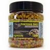 <b>Komodo Tortoise Diet Fruit Flower 170g - pokarm dla żółwi</b><br /><br /><p>Komodo Tortoise Diet to kompleksowa dieta, która została sformułowana, aby zapewnić pełną dietę dla popularnych europejskich gatunków żółwi domowych, takich jak: czerwonolicy, grecki, stepowy czy błotny.<br />Zawiera zrównoważoną zawartość witamin i minerałów, jego smak oraz zapach jest uwielbiany przez wszystkie żółwie, a postać granulek ułatwia podawanie, dzięki czemu karmienie jest niezwykle proste.</p>