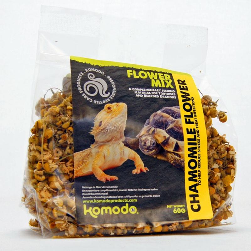 Komodo Chamomile Flower 60g
