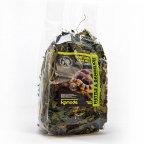 Komodo Tortoise Leaf  Mix 100g - zioła lecznicze dla żółwi